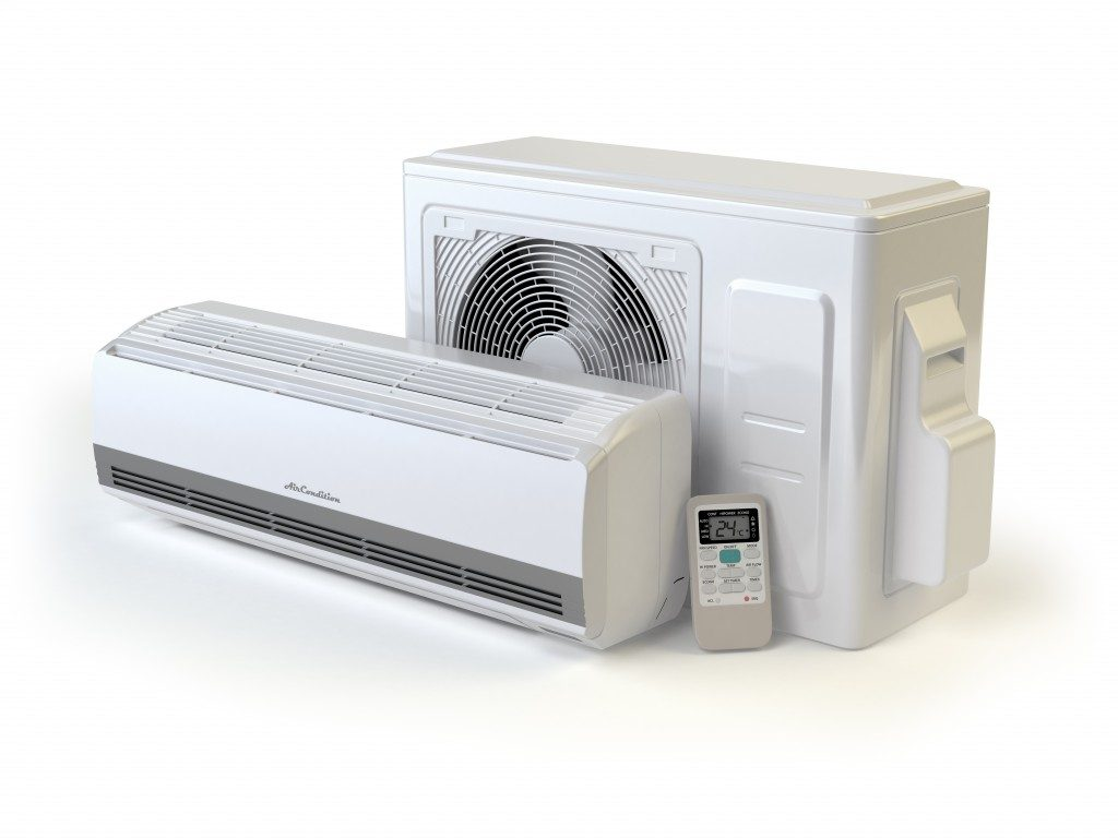 Home airconditioner and commercial air conditioner