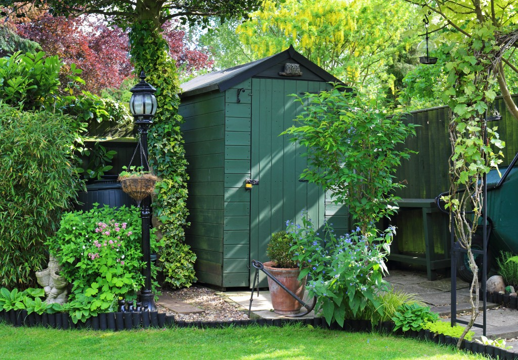 local shed