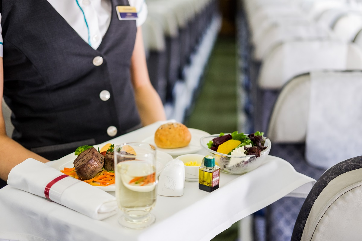 travel luxury food